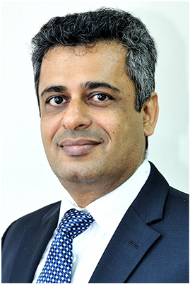 Homiyar Vasania  Founding Partner and Fund Manager