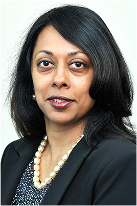 Vidya Vasania  Chief Operating Officer